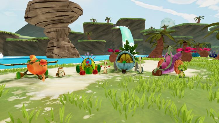 Gigantosaurus The Game Dino Racing