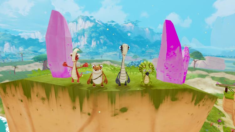 Gigantosaurus The Game teamwork