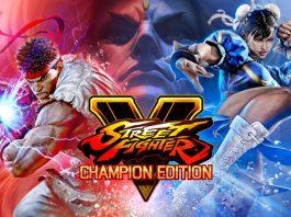 Street Fighter V Championship Edition