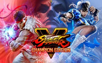 Street Fighter V Championship Edition