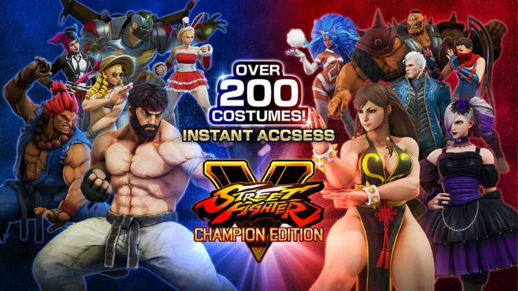 Street Fighter V Champion Edition Review Best Buy Blog