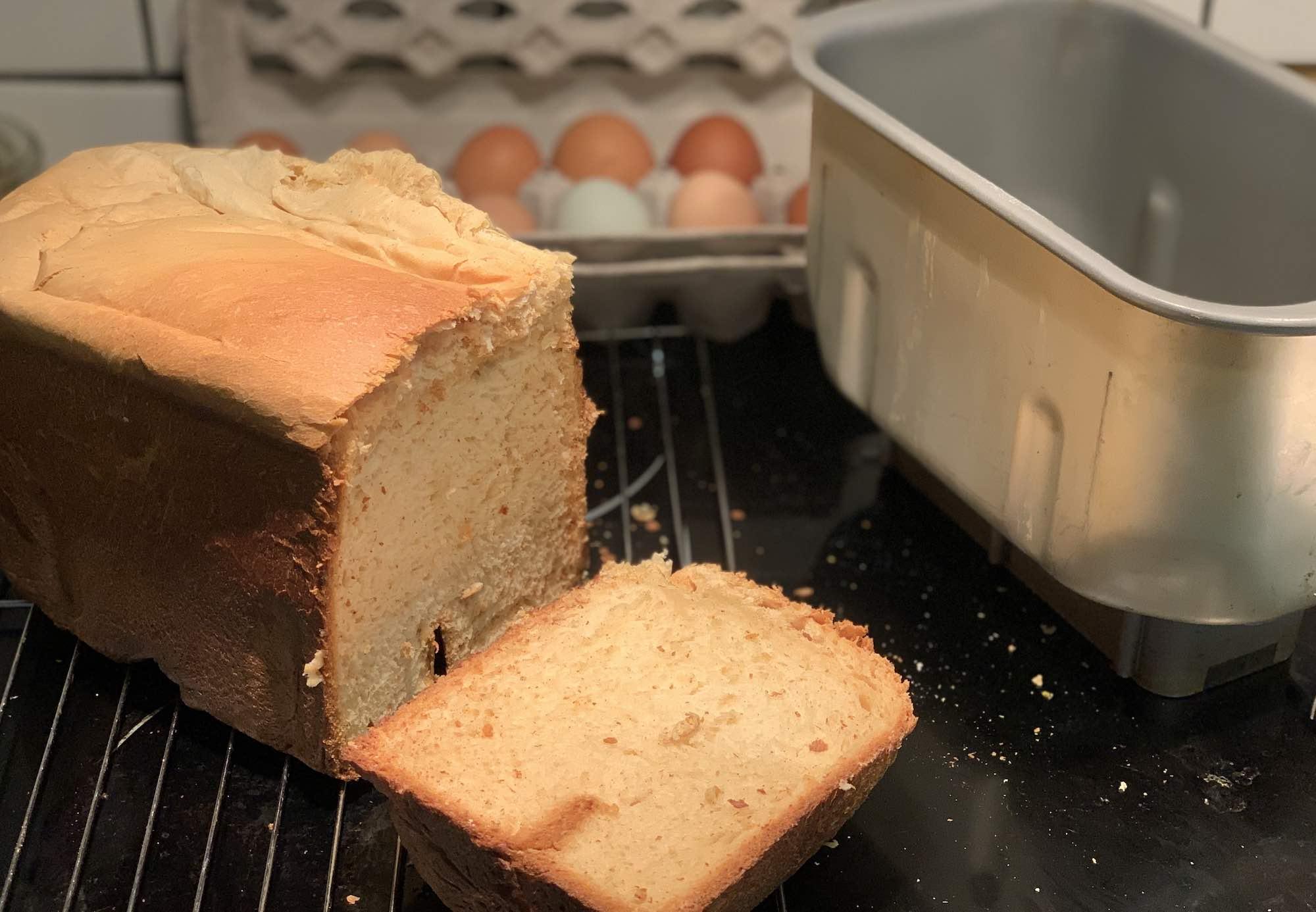 Zojirushi Home Bakery Supreme Breadmaker review