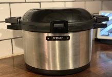 Tiger insulated cooker review