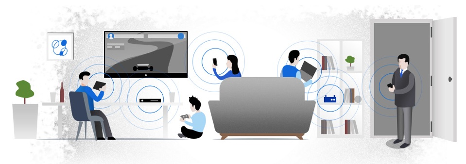 mesh wi-fi helps when working from home