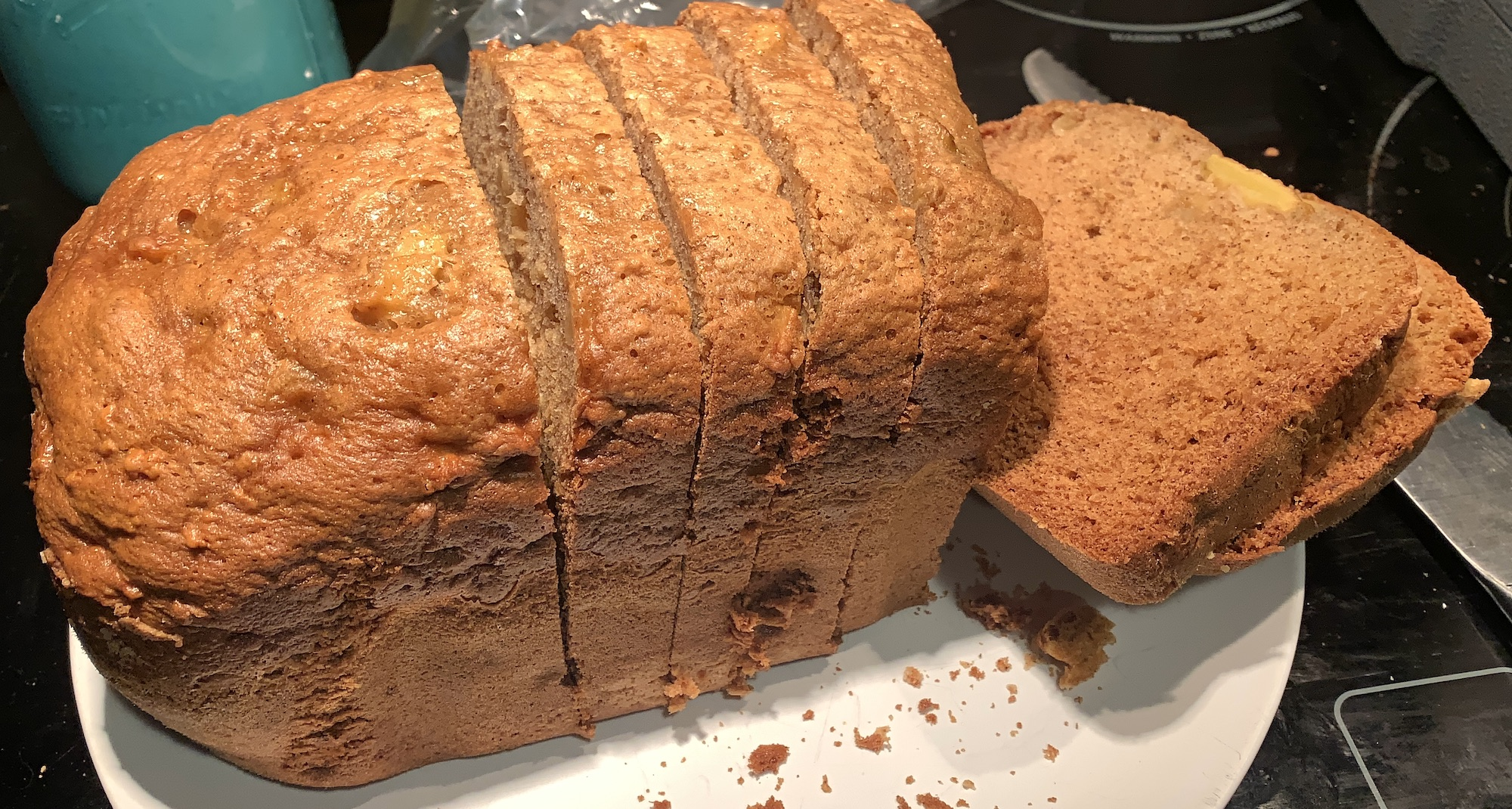 apple bread Zojirushi Home Bakery Supreme