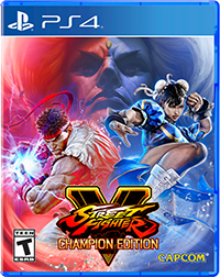 Street Fighter Champion Edition box art