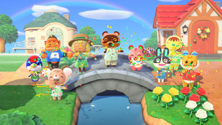 Mothers Day Animal Crossing