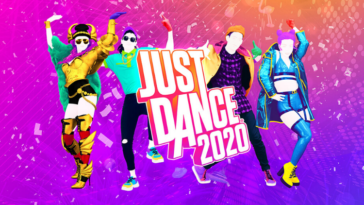 Mothers Day Just Dance 2020