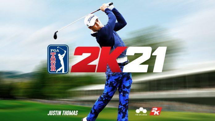 PGA TOUR 2K21 Banner
