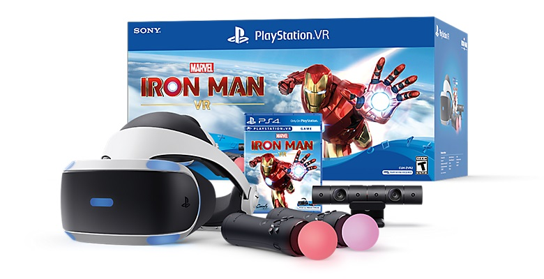 PlayStation VR Marvel's Iron Man VR