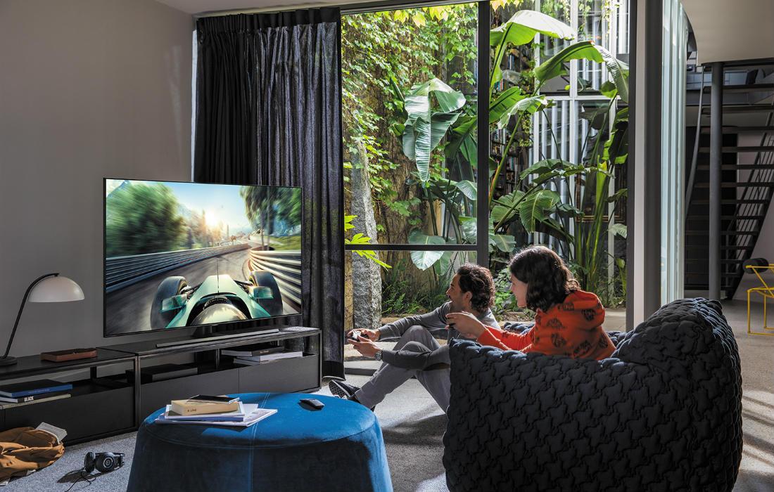 premium TVs for gaming