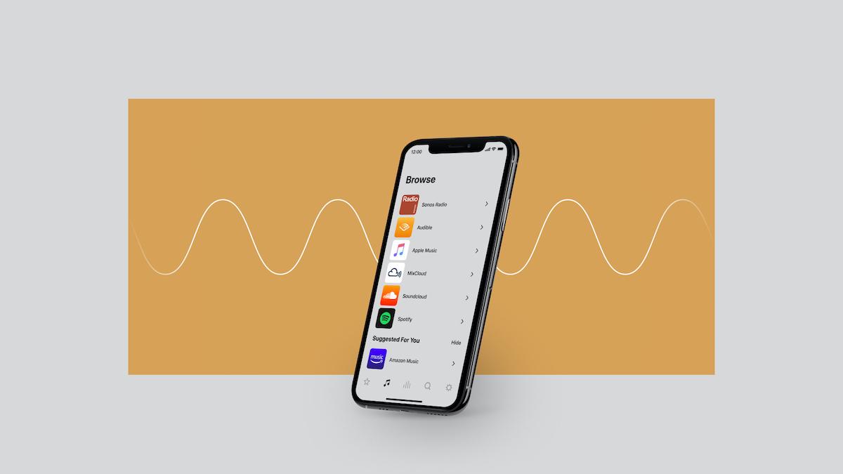 S2AppBrowseMenu, sonos app, announcement