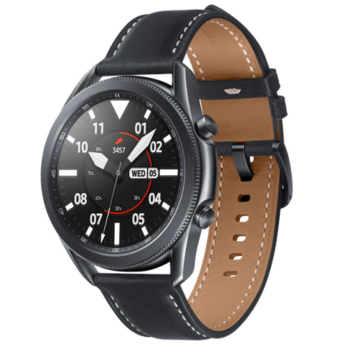 Samsung Galaxy Watch3 45mm Smartwatch with Heart Rate Monitor