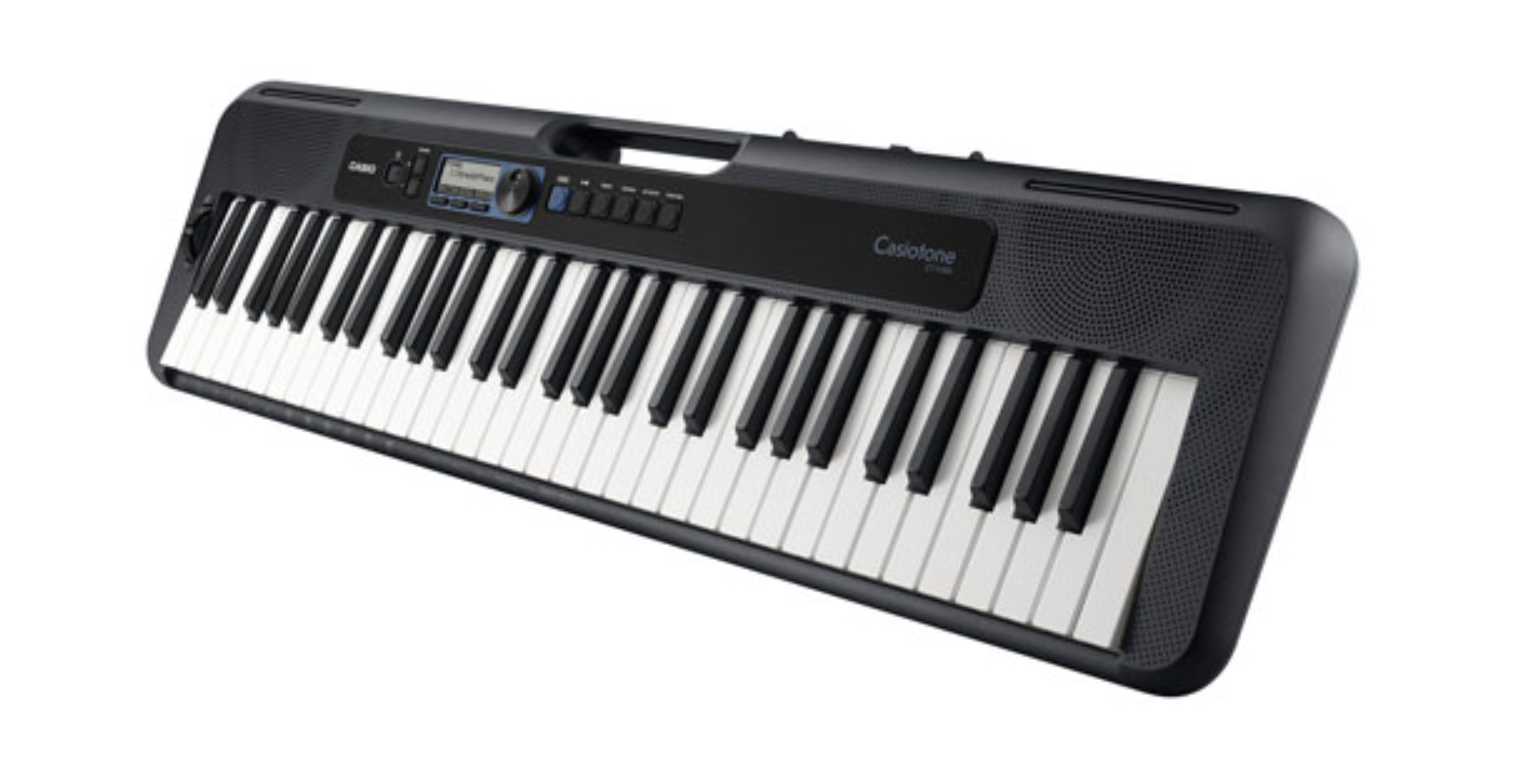 image of the Casio 61-Key Electric Keyboard
