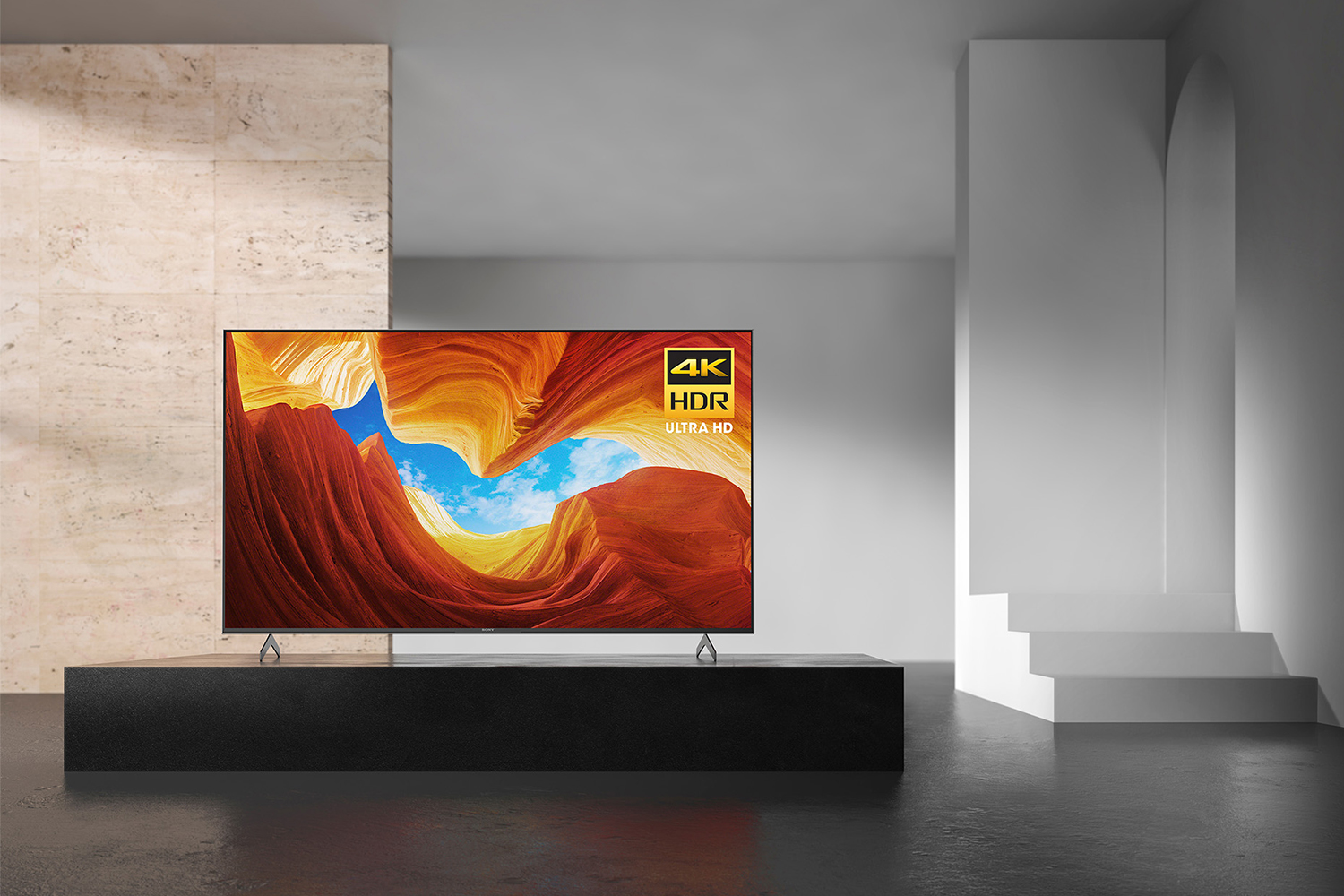 Sony X900H television