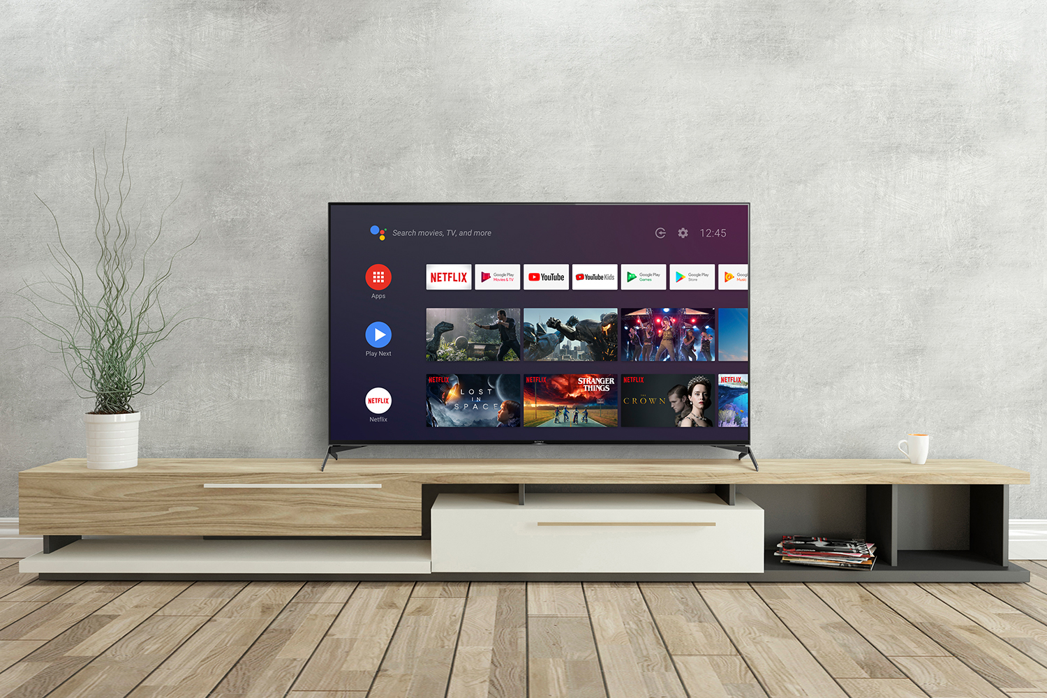 Sony X950H television