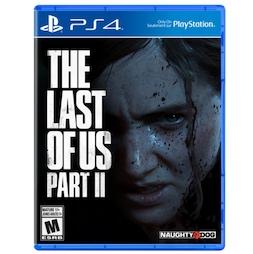 The Last of Us Part II Box Art