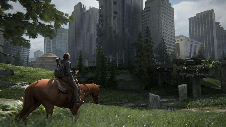 The Last of Us Part II World