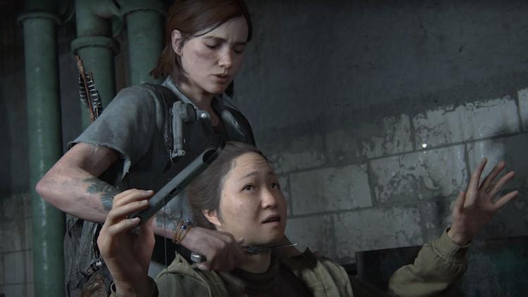 The Last of Us Part II Danger