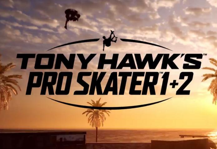 Tony Hawk's Pro Skater Banner