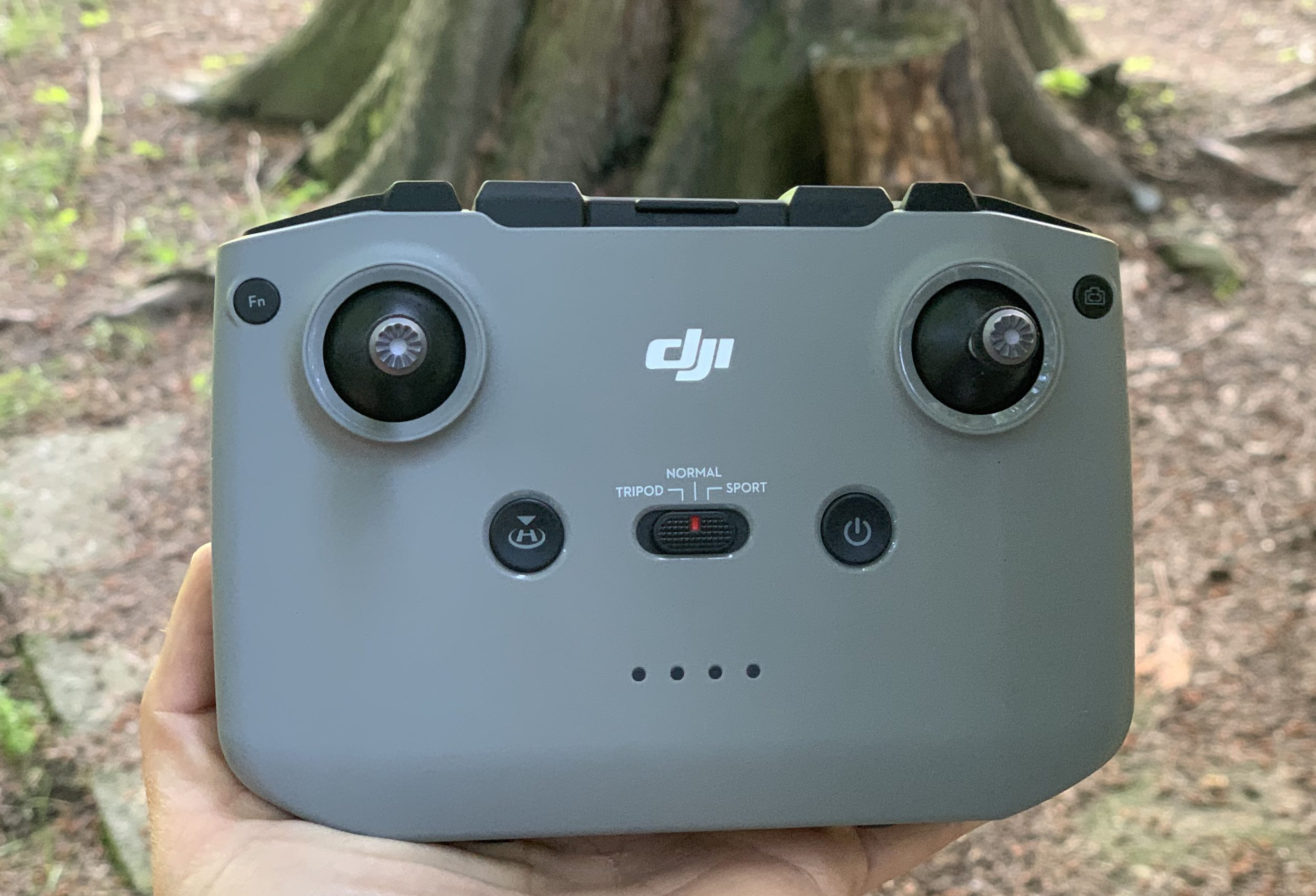 DJI Mavic Air 2 remote control