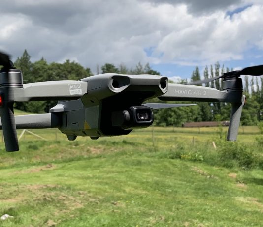 DJI Mavic Air 2 drone review
