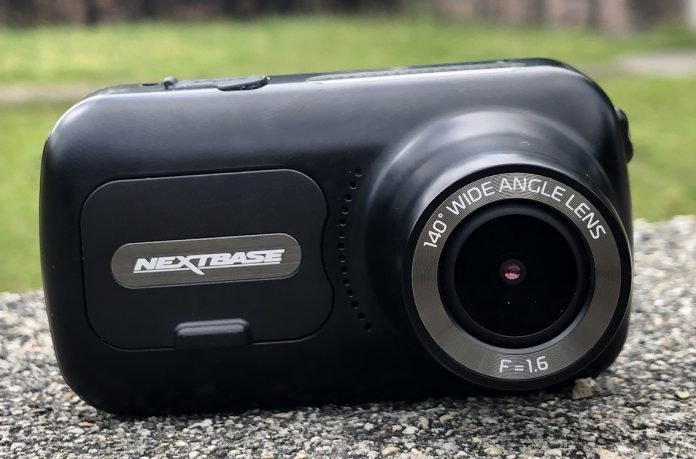 Nextbase 322GW Dashcam Featured