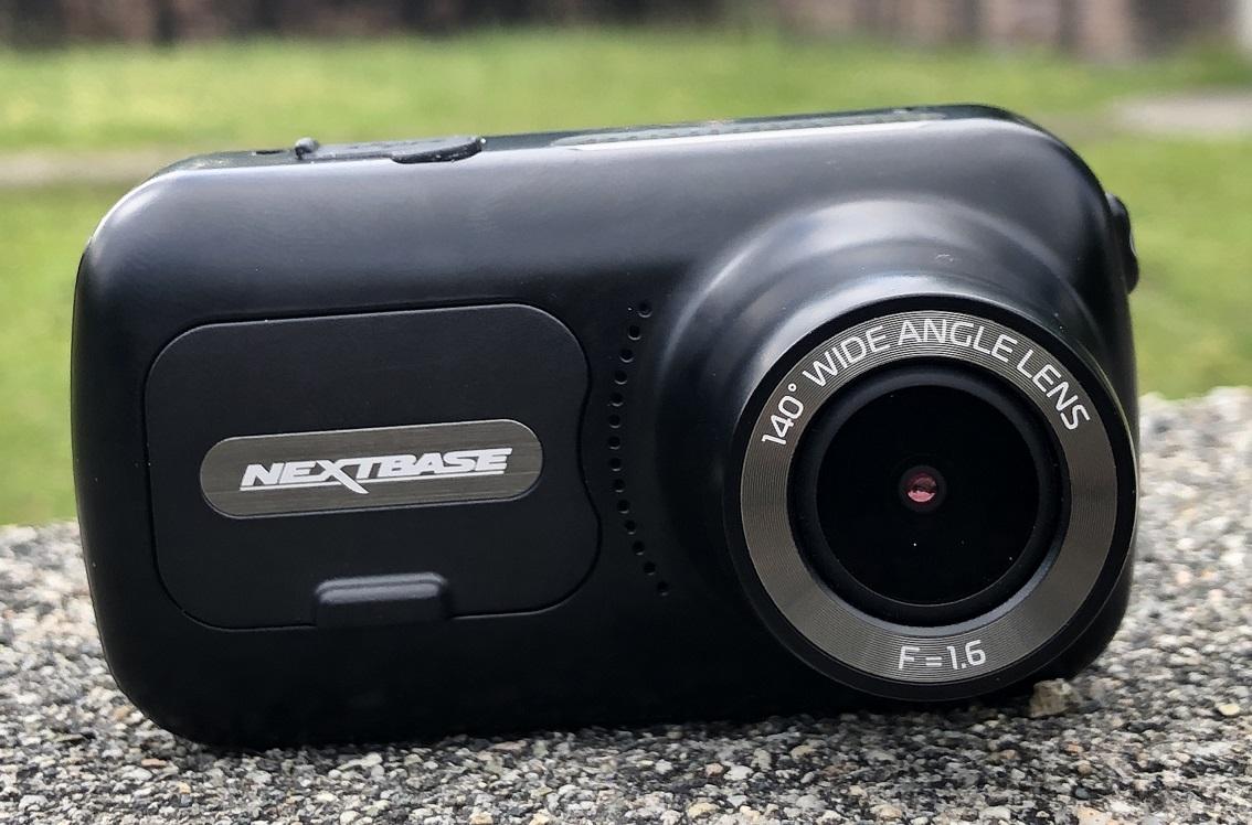 Nextbase 322GW Dashcam Featured