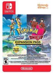 Pokemon Sword and Pokemon Shield Expansion Pass