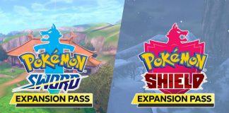 Pokemon Sword and Pokemon Sword Expansion Pass