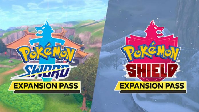 Pokemon Sword and Pokemon Sword Expansion Pass