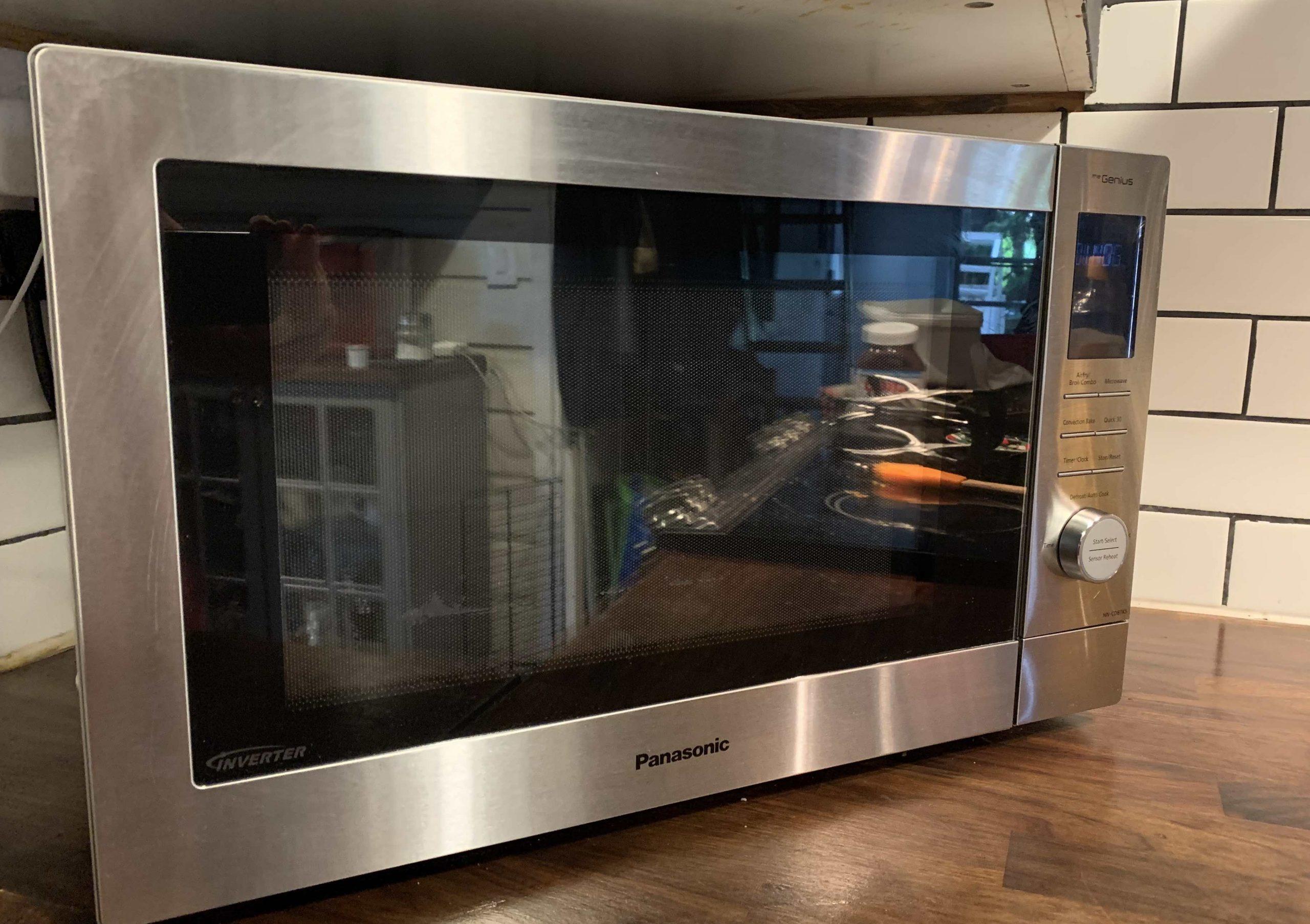 Panasonic Genius 4-in-1 Microwave Review