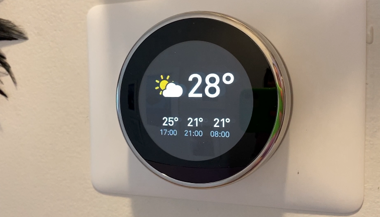 nest learning thermostat, review, 3rd gen