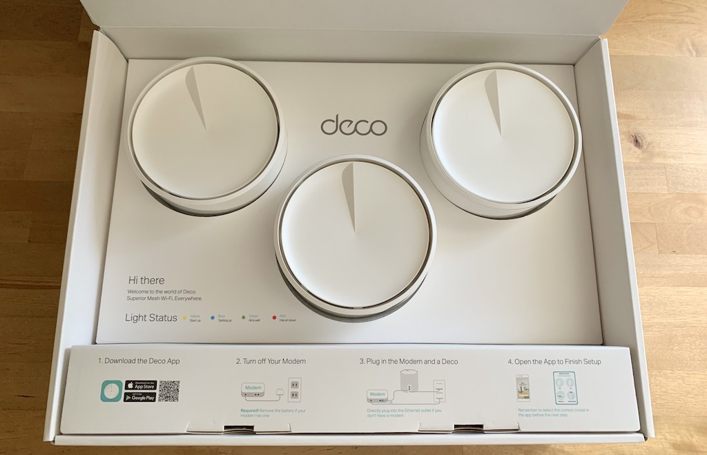 TP-Link Deco X60 review