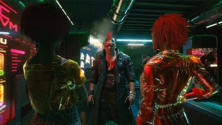 cyberpunk 2077 legend