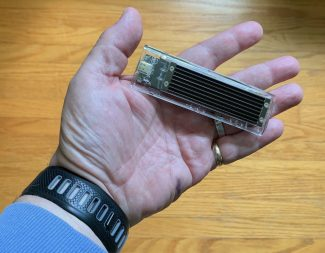 I/O Magic Black Diamond Series portable SSD review