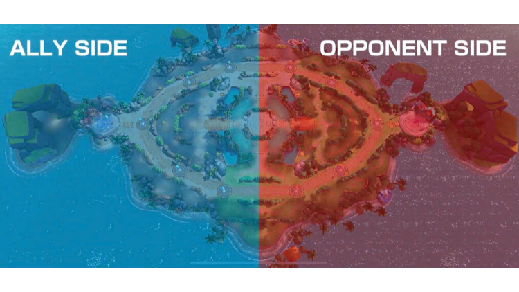 pokemon unite arena