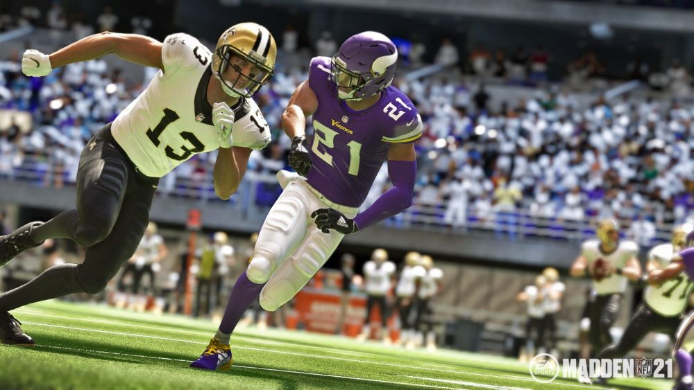 Madden 21 closed beta