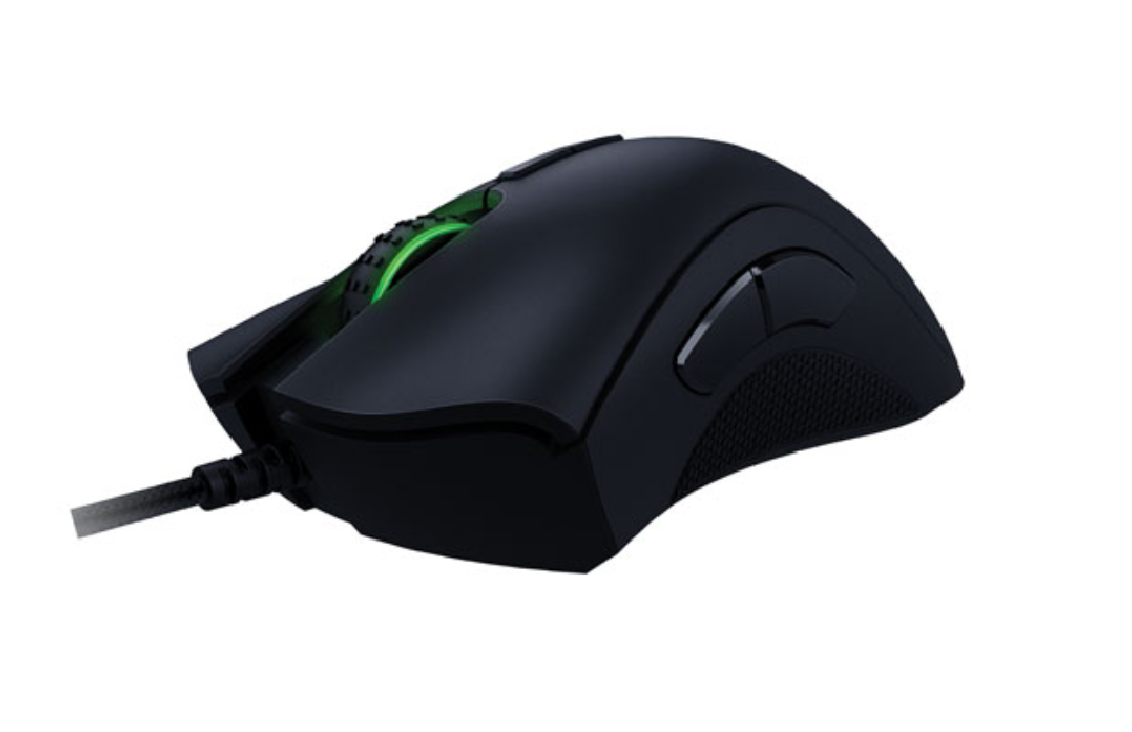 image of the Razer DeathAdder Elite Optical Gaming Mouse
