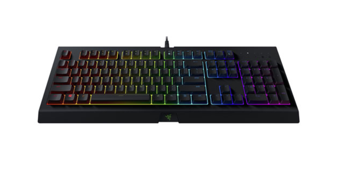 image of the Razer Cynosa Chroma Backlit Gaming Keyboard