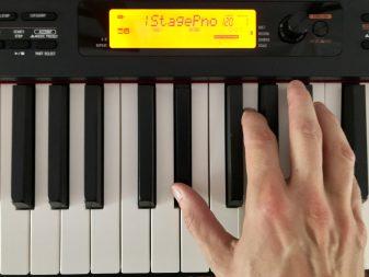 Casio's CDP-350 has 700 different tones