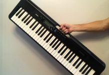Casio's Casiotone series