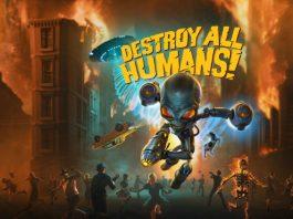 Destroy All Humans