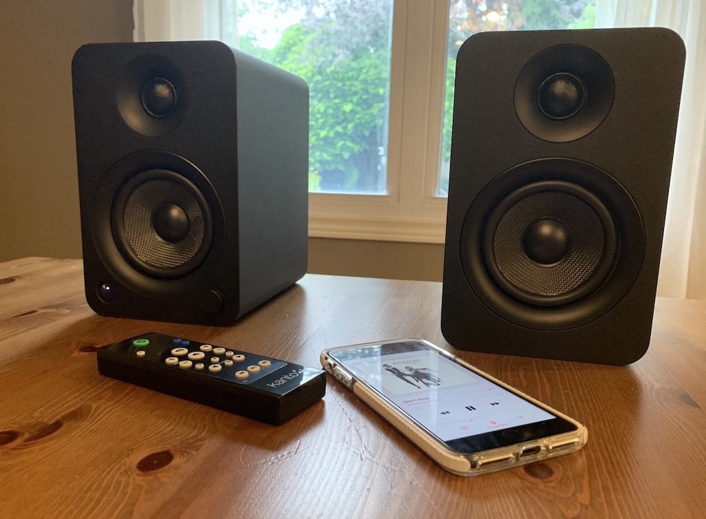 Kanto YU powered speakers review