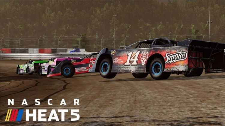NASCAR Heat 5 stock