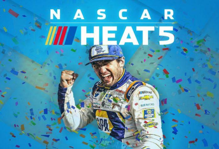NASCAR Heat 5 Banner