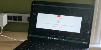 Chromebook offline