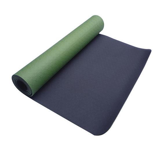 Pür Earth Eco Yoga Mat (WTE10333S::BR) - Sage: Brown