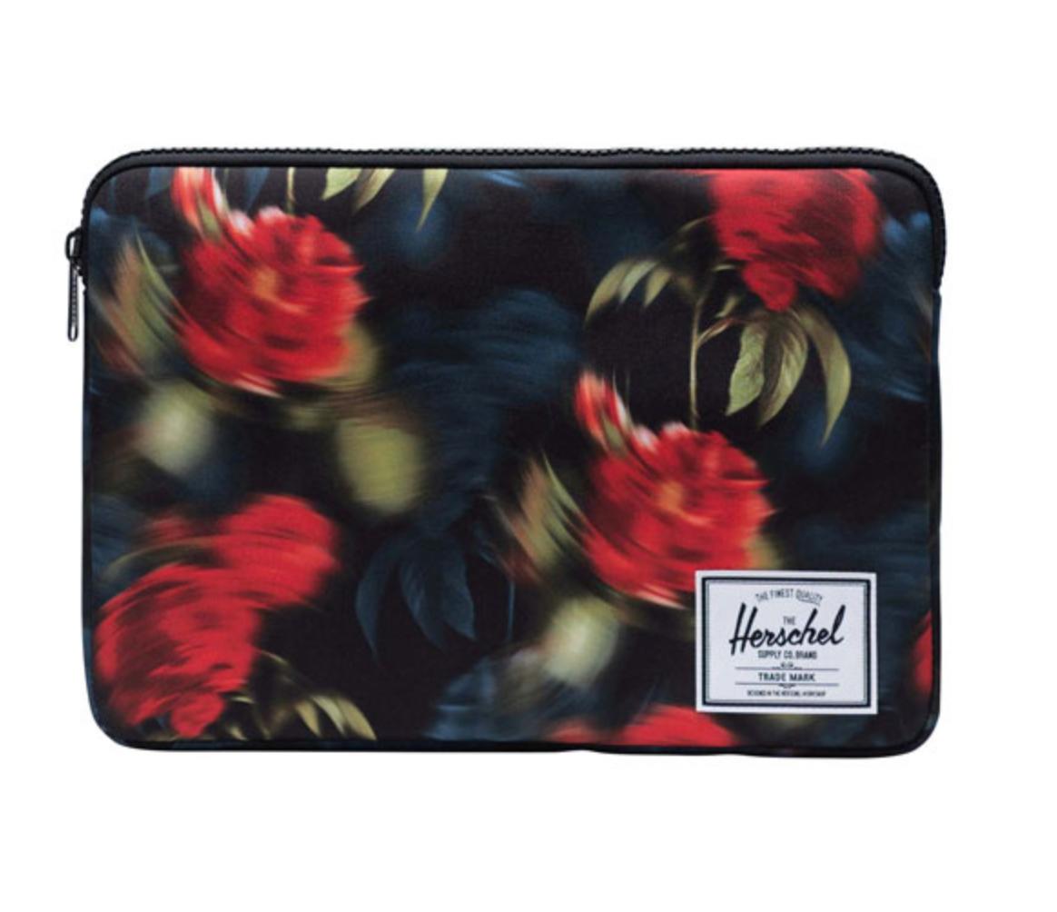 dusty rose herschel tablet sleeve