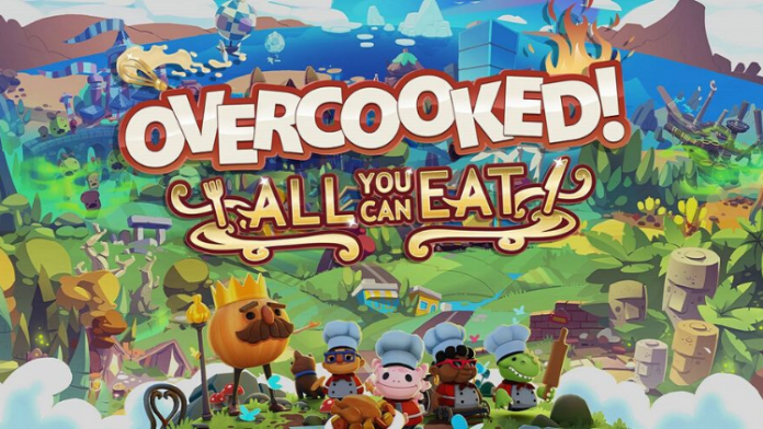 Summer Game Fest Overcooked